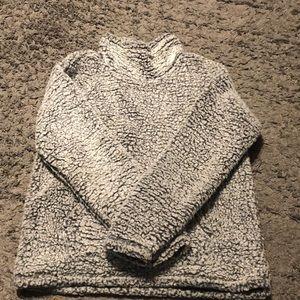Eddie Bauer Fuzzy Sweater